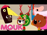 Mouk - Rare birds indeed (Himalaya) Cartoon for kids