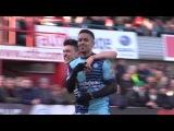 Inside Matchday Cheltenham 0-2 Wycombe
