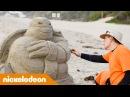Черепашки ниндзя Скульптуры из песка Nickelodeon Россия