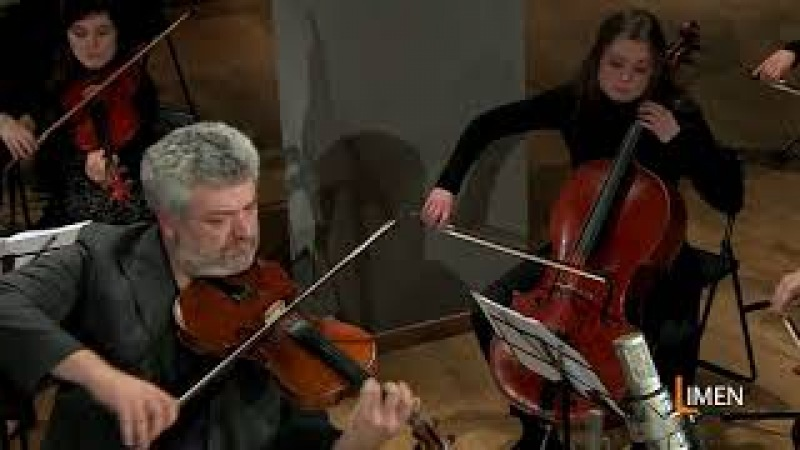 A. Rolla - Divertimento BI 330 per viola ed orchestra, Danilo Rossi