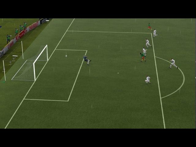 FIFA 14 (Classic Patch) Camarões 4x3 Suécia WC 1994