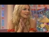 Britney Spears Rosie O'donnell interview 2002 - Not A Girl Promo