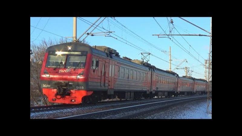 Электропоезд ЭД4М-0469