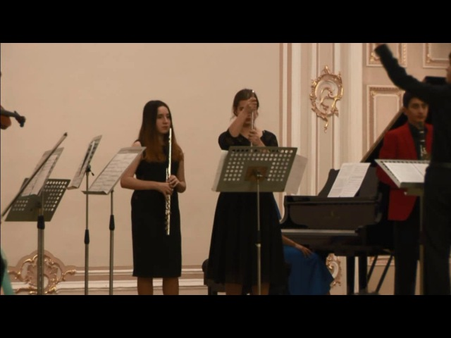 A Zakharov Welcoming Overture ensemble of soloists of The Central music school Moscow