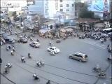 На дорогах Китая. Жесть! - Rush Hour Traffic - Made in China