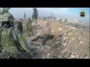 Боевая работа Сил специальных операций ССО в Сирии