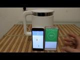Обзор. Умный чайник Xiaomi smart kettle. Покупка на taobao.com