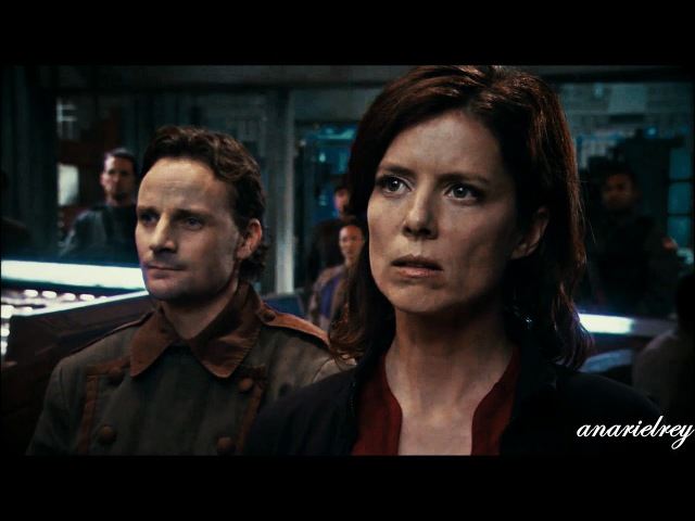 John\Elizabeth (Sparky) — Young and Beautiful | StarGate Atlantis