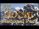 Sochi National Park Caucasus Russia. Nature relaxation film 4K ~ Сочинский Национальный Парк Кавказ