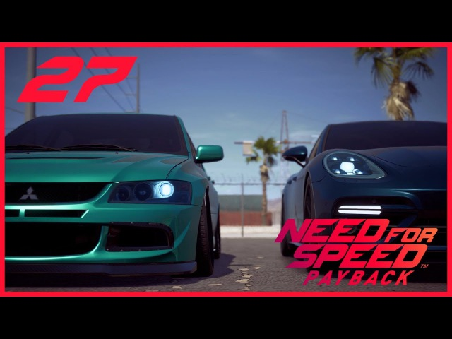 Хакеры Need For Speed Payback №27