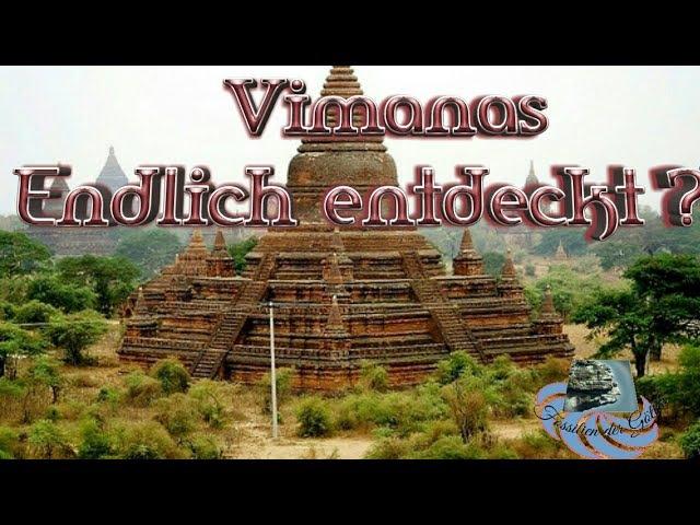 Vimanas - Alte Technik neu entdeckt ! Teil 2