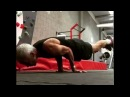 64 Year Old | Fit Man MIKE MILLEN and His Workout Routine