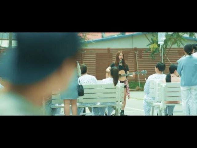 "SR17G SM ENTERTAINMENT on Instagram: ""SMROOKIES JUNGYEON @ BTS's 'LOVE YOURSELF Highlight Reel' MV Cut 에스엠루키즈 여뤀 박정연 정연 Jungyeon smrookies"""