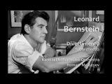 Leonard Bernstein. Divertimento for Orchestra. Roman Moiseyev