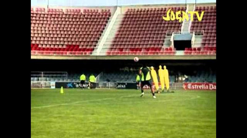 Nike - Soccer - Joga Bonito- Eric Cantona- Ronaldinho