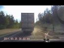 У грузовика отказали тормоза. Подборка.