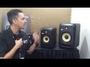 KRK V Series Studio Monitors