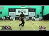 KING CHARLES Footworking BDO East Anglian Street Dance Championships 2015