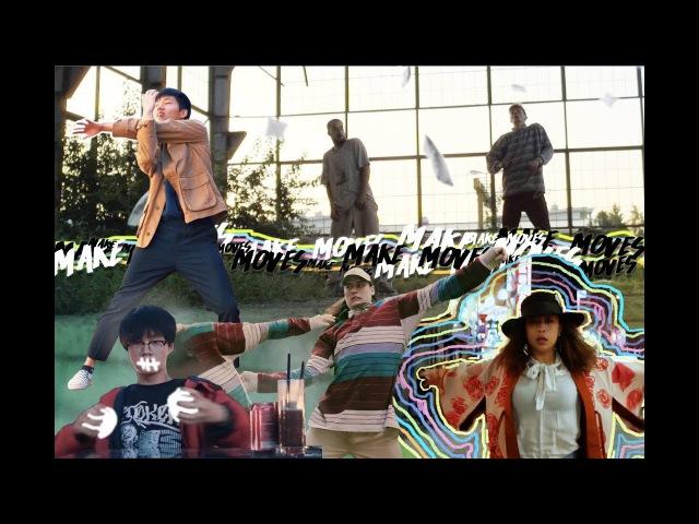 Make Moves Challenge TOP5 Animation Winners Recap | YAK x Adobe Project 1324 | Danceproject.info