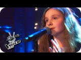 Edith Piaf - Non, je ne regrette rien (Sofie) The Voice Kids 2017 Sing Offs SAT.1