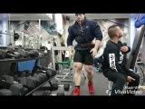 Dani Kaganovich Reuven Psay Traning Quads