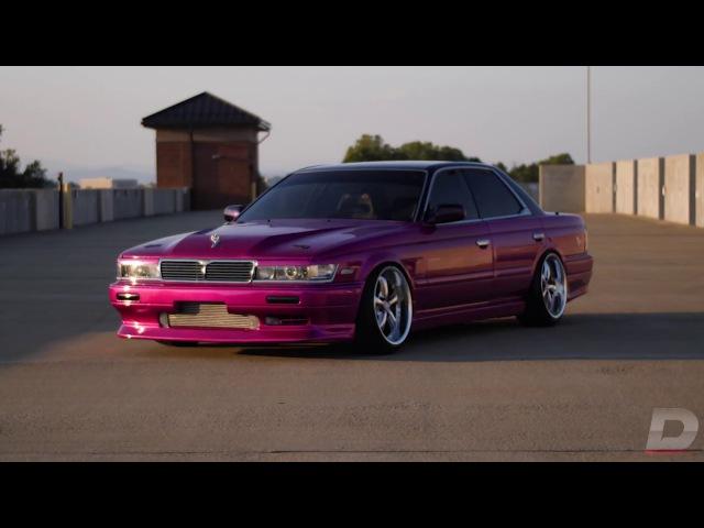 The Pimp Panther 1990 Nissan Laurel Club-L C33