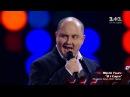 Юрий Ткач – Я і Сара – выбор вслепую – Голос страны 8 сезон