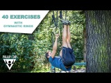 45 BEST EXERCISES WITH GYMNASTIC RINGS