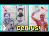 Examples Of Genius Textbook Vandalism By Bored Students That Can Almost Be Forgiven
