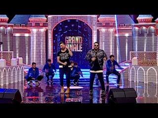 BADSHAH performing LIVE with GURINDER | GRAND FINALE | Voice of Punjab Chhota Champ 3 | PTC Punjabi