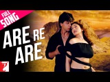 Are Re Are - Full Song Dil To Pagal Hai Shah Rukh Khan Madhuri Dixit Lata Udit