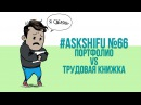 ASKSHIFU №66 Реальный опыт работы или запись в трудовой