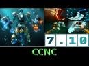 CCnC [Tinker] Hit By The Nerf Hammer ► Dota 2 7.10