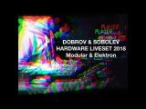 Dobrov &amp Sobolev - LIVE SVOBODA Modular vs Elektron