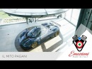 La Motor Valley di Horacio Pagani | Emozioni Made in Italy