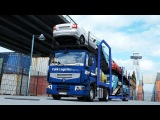 ETS2 1.30 ProMods 2.25 Renault Premium  Bratislava - Lodz
