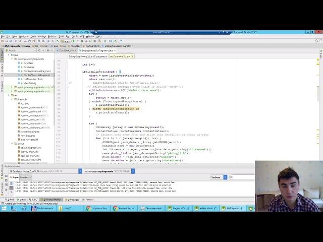 Lection 7 SQLite