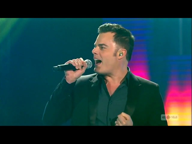 Marc Martel - Somebody to Love for Céline Dion