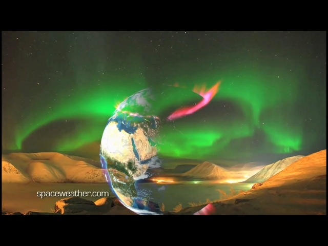 Equinox Cracks Forming in Earth's Magnetic Field - The Sky Exploded with Auroras Last 48 Hours