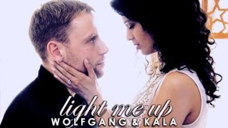 Wolfgang Kala | Light me up