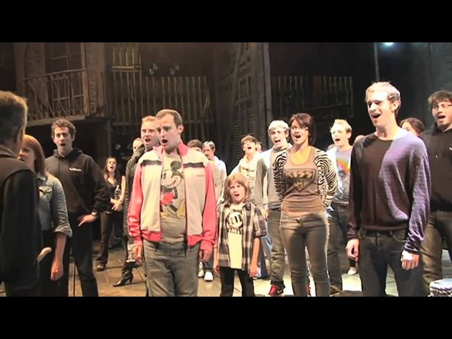 Les Mis 25th Anniversary Sneak Peek - Part One: