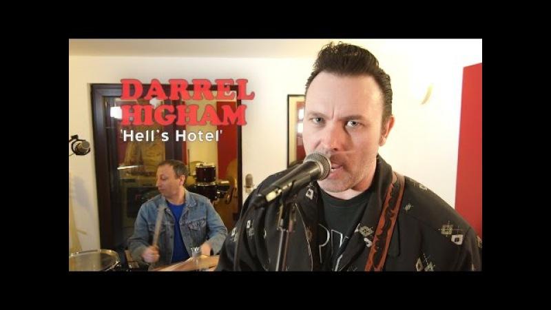 'Hell's Hotel' Darrel Higham (bopflix sessions) BOPFLIX