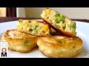 Закусочные Оладьи Оладушки с Зеленым Луком и Яйцом Пышные и Мягкие Даже Когда Остынут