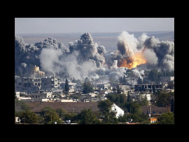 Бомбардировку ВКС РФ в Сирии сравнили с «Тетрисом»
