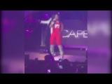 Trina performing LIVE at