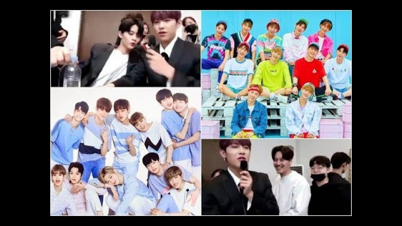 Video Wanna One Member When Saying Rude, Making Inappropriate Speech Accidentally Airs