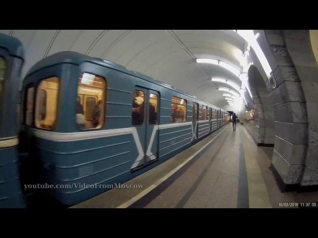 Метро/Автобус/МЦК/Троллейбус/Трамвай 10 марта 2018 года