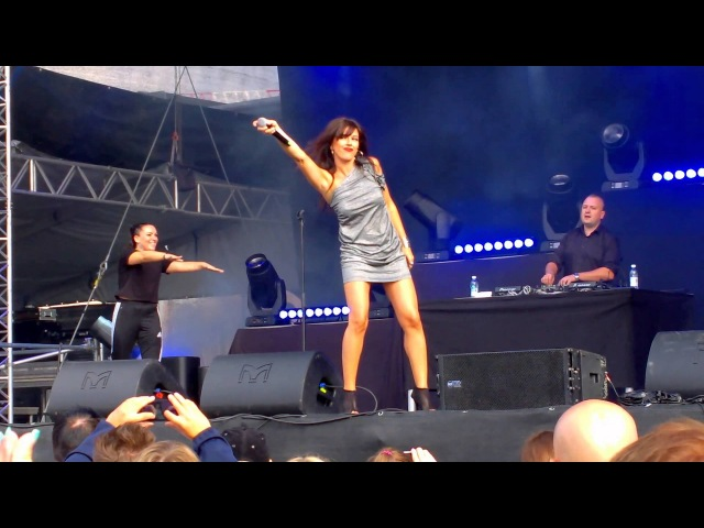 Princessa - Anyone But You (Live @ We Love The 90's 28/08/2015)