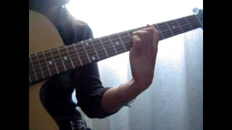 First day of my life -The Rasmus- (Tab) by Mili