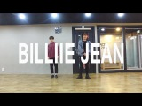 Billie Jean - Michael Jackson Choreography by Cherry Begginer's Class